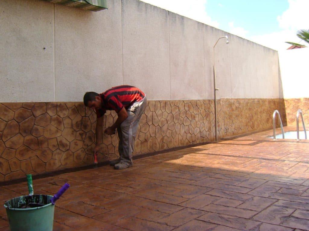 hormigon pulido la Coruña