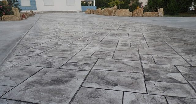 costos de pavimentación con concreto impreso