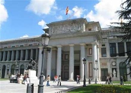 Museo Nacional del Prado Madrid