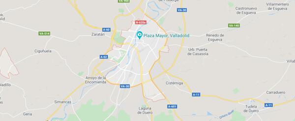 Pavihenares - hormigon impreso en Valladolid
