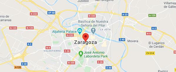 Pavihenares hormigon impreso en Zaragoza